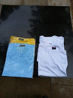 河南T恤衫厂家如何选择合适的工作服装 选购工作服的作用