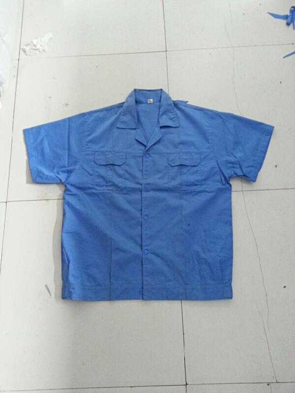 短袖工作服