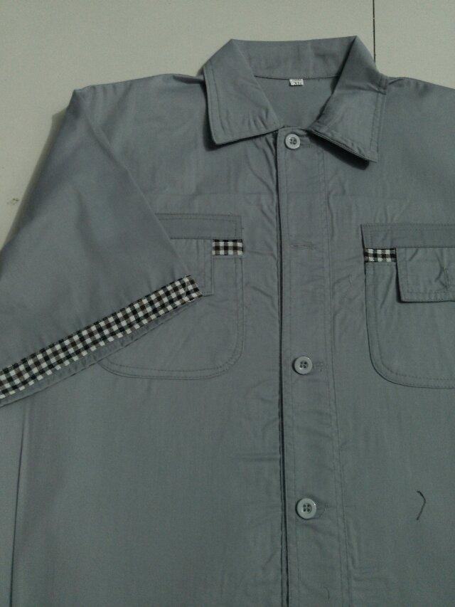 郑州T恤衫厂家特殊工种我为什么一定要穿着工作服 如何设计胸省已达到合体的目的