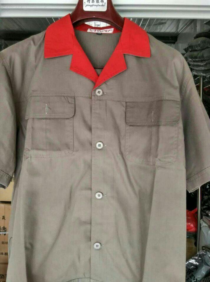 郑州工作服厂家提供各种面料工作服