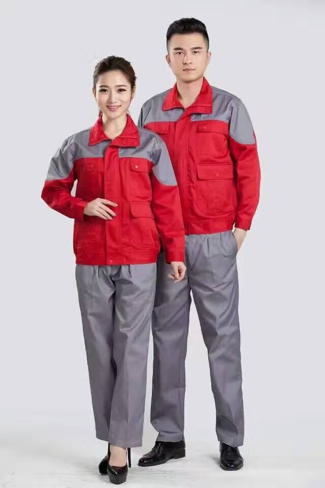 郑州工作服定做厂家