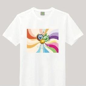 郑州T恤衫定做