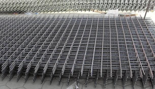 河南建筑钢筋网