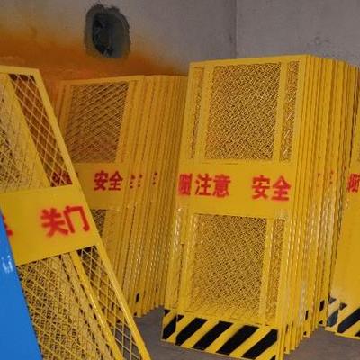 河南施工电梯防护门厂家