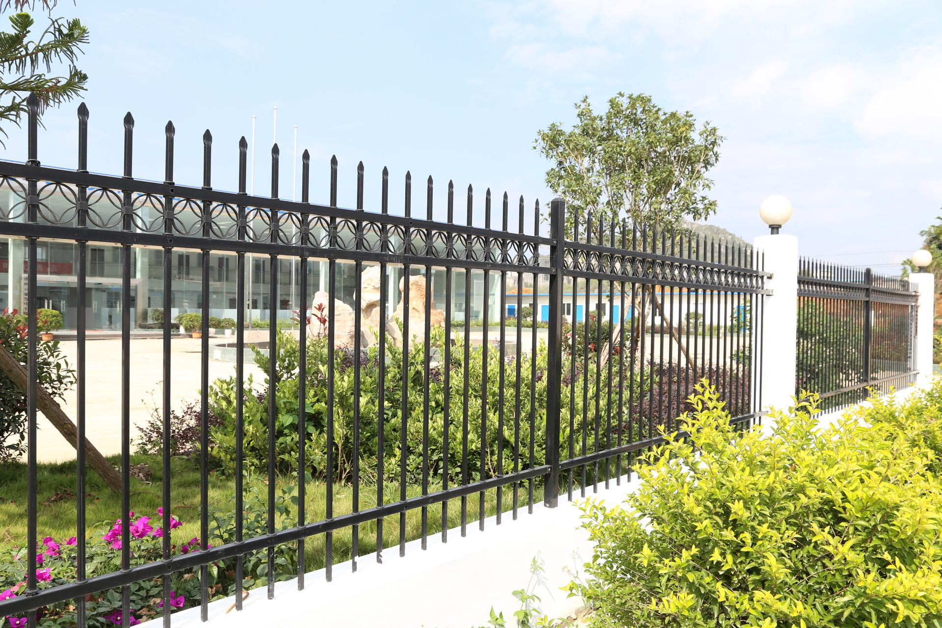 郑州小区护栏
