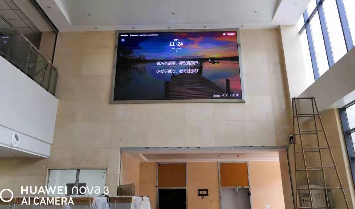 蓬溪县人民医院P3LED显示屏