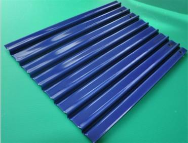搪瓷波纹板