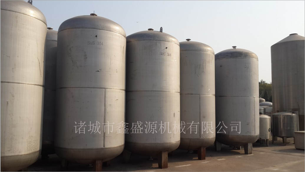 不锈钢食用油储油罐