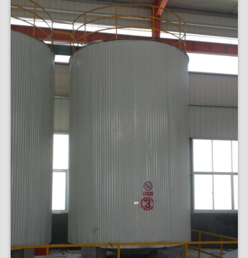不锈钢立式保温油罐
