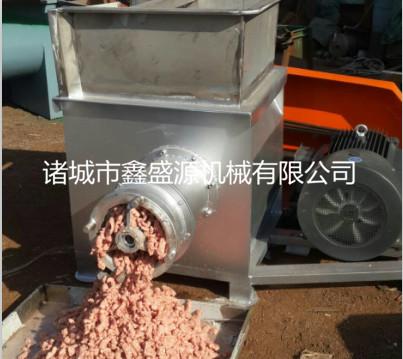大型生料绞肉机