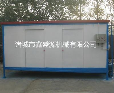 双开门大容量塑料桶清洗机