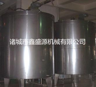 牛奶发酵罐