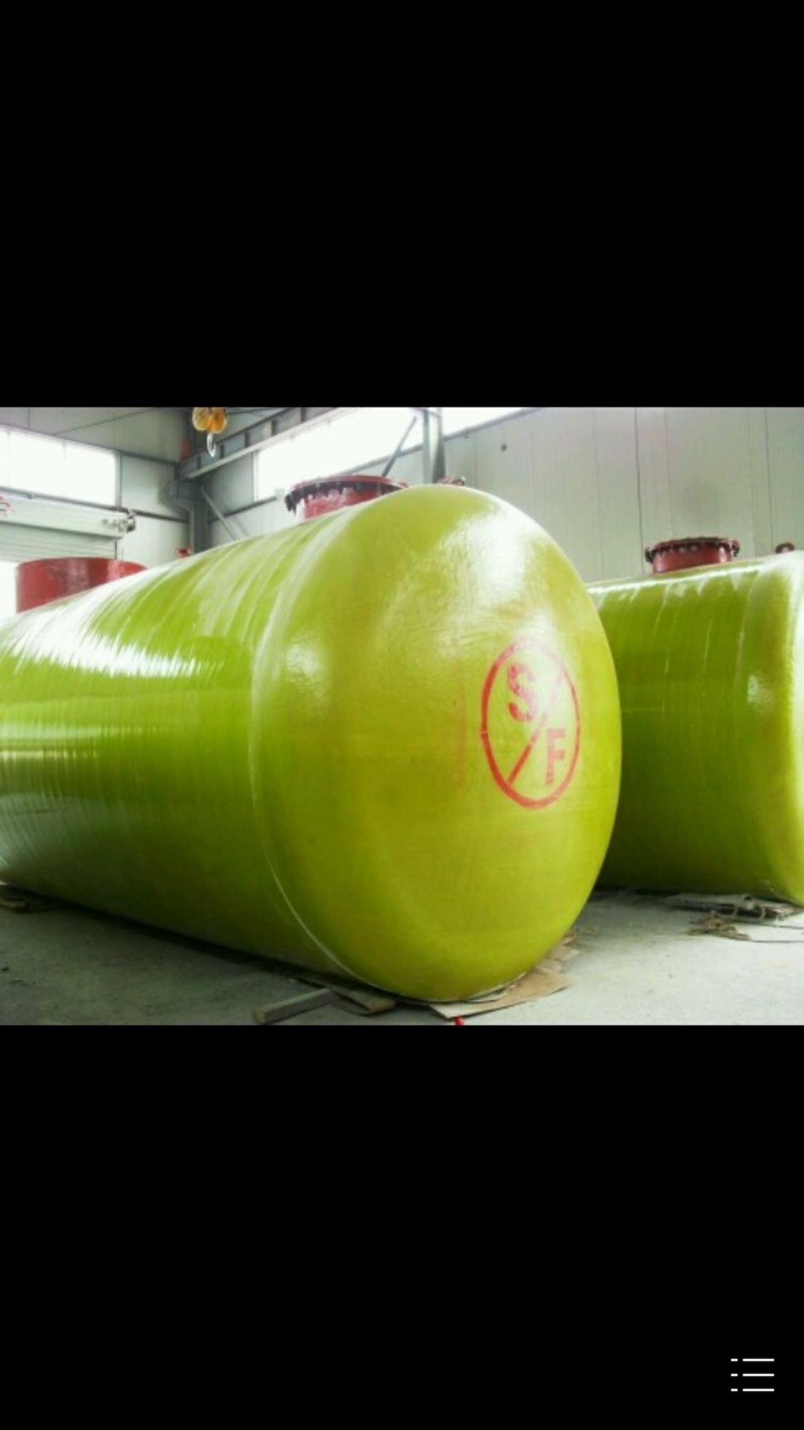 高密双层油罐化工企业专用设备