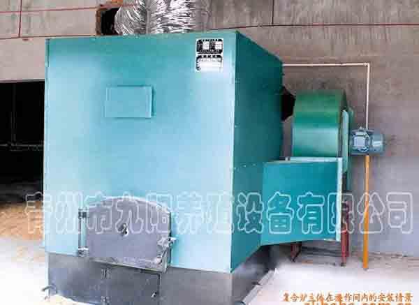 【图文】供暖热风炉如何做好内部清理的工作_如何解决供暖热风炉温度低的问题