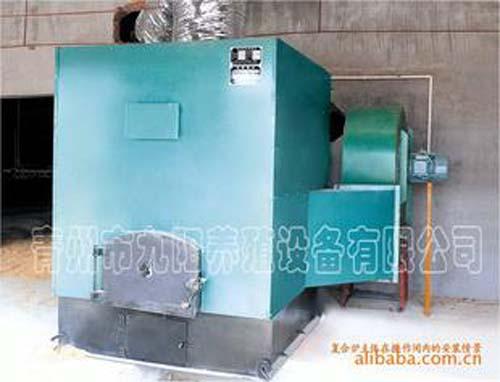 立式系列燃煤热风炉