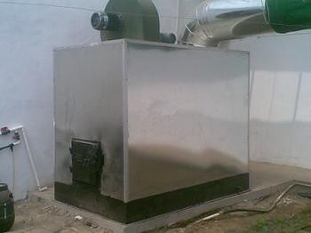 燃煤加温炉