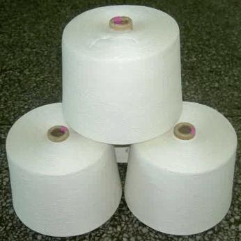32双股人棉纱