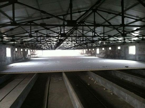 漏粪板养殖舍哪家生产厂家
