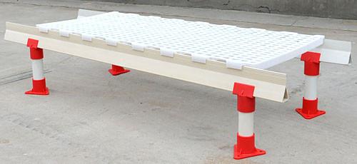 【精�A】漏�S地板的�纱笠嫣� 漏�S地板可增加�i舍的���效益