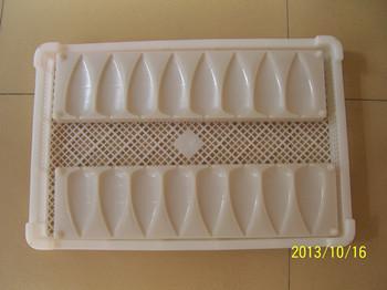 塑料单冻盘