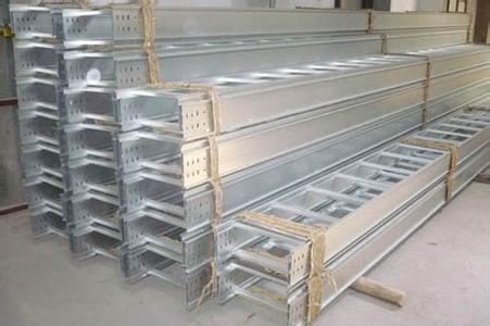 铝合金大跨距梯级式桥架