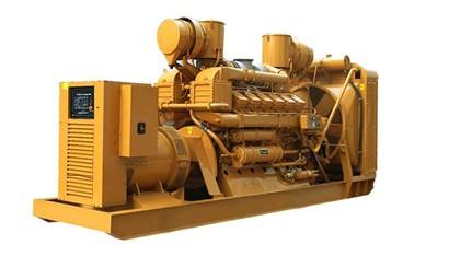 山东济柴2000KW发电机
