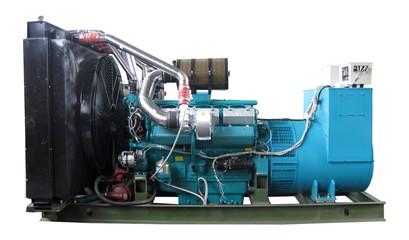 帕欧600KW发电机组