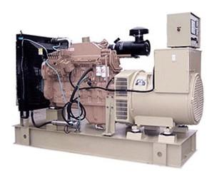 东风康明斯128KW发电机