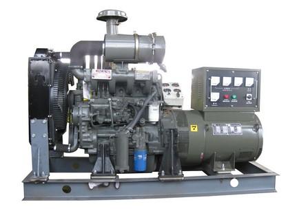 潍柴50KW发电机组