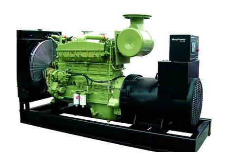 玉柴280KW柴油发电机