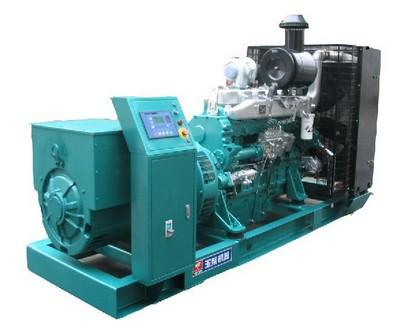 玉柴320KW柴油发电机