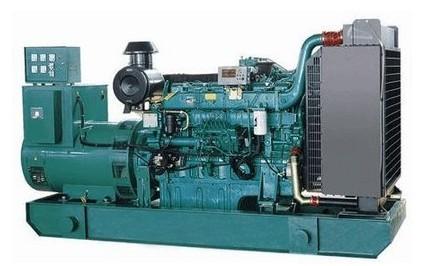 玉柴360KW柴油发电机