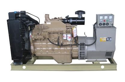 东风康明斯150KW发电机