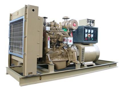 东风康明斯120KW发电机