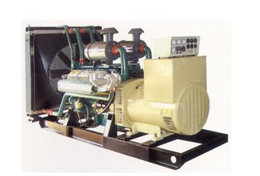 无锡动力350KW发电机