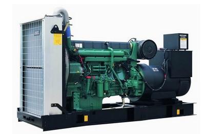 沃尔沃400KW发电机组