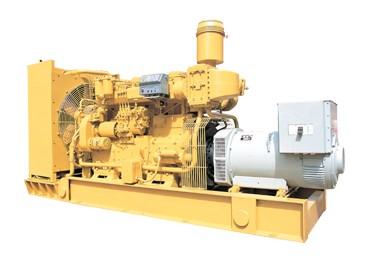 济柴700KW发电机组