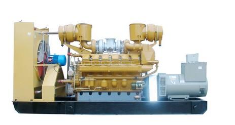济柴1000KW发电机组