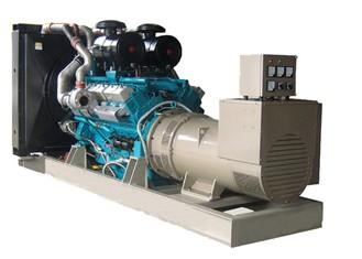 上海帕欧500KW发电机组