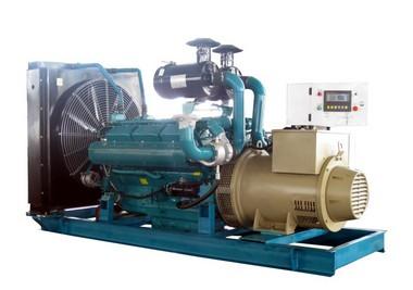 上海帕欧400KW发电机组