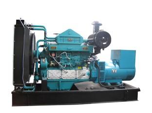 上海帕欧250KW发电机组