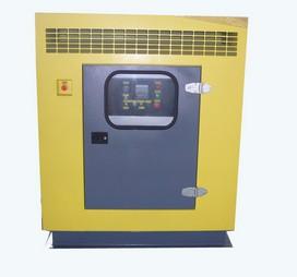 30KW-50KW固定式低噪音柴油发电机组