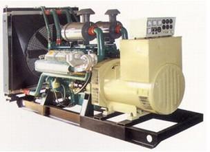 无锡动力350KW发电机组