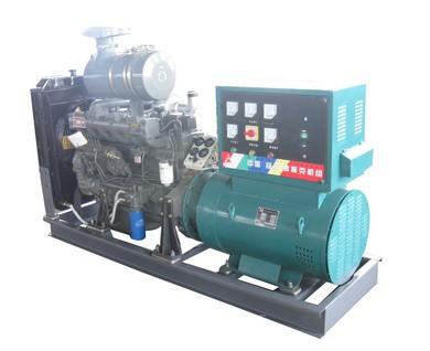 潍柴75KW发电机组