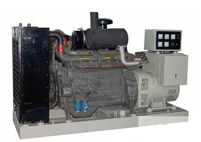 道依茨75KW发电机组