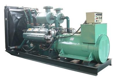 无锡动力500KW发电机