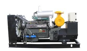 斯太尔200KW发电机组