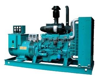 玉柴90KW柴油发电机组