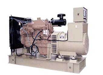 东风康明斯128KW发电机组