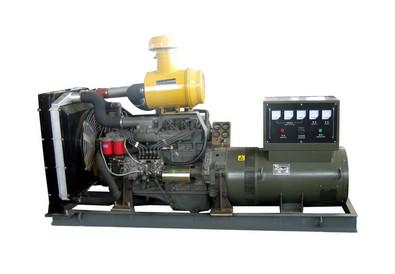 潍柴150KW发电机组
